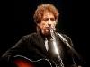 BILD ZU APA169 -  Der Folkguru Bob Dylan w?hrend  seines Konzertes gestern abend in Linz.    APA-Photo: John Szhlesinger
