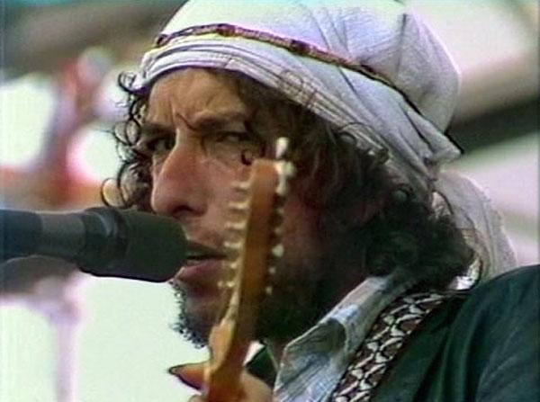 Bob Dylan On Tour